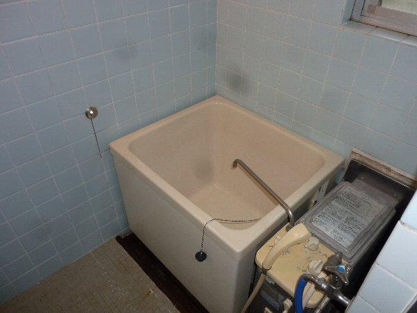 金杉台団地28号棟 201号室の風呂