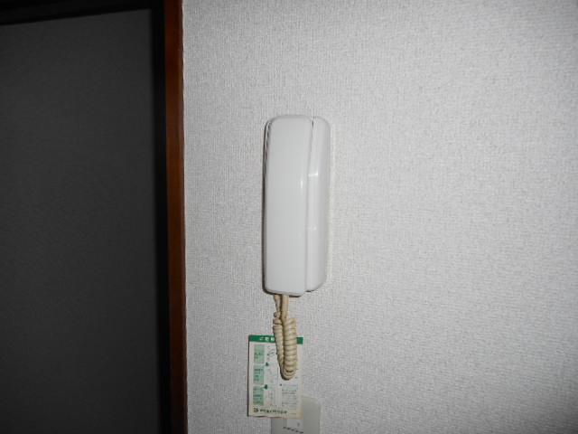 アパートメント21 305号室のセキュリティ