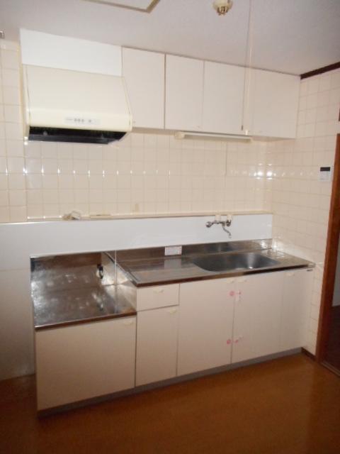 アパートメント21 305号室のキッチン