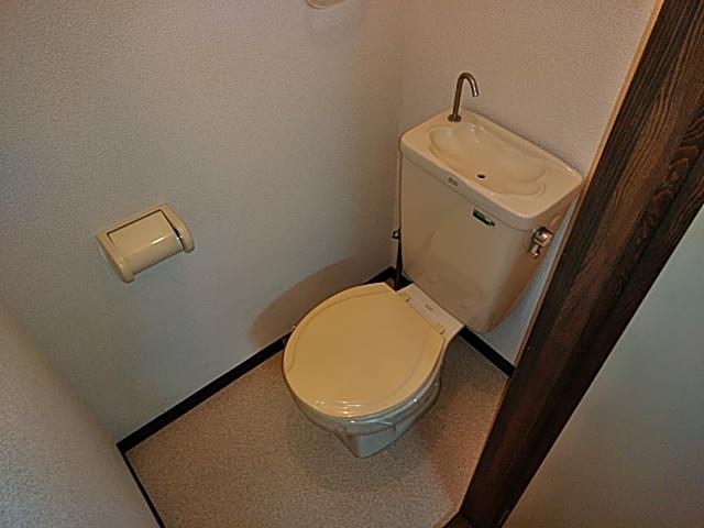 ラウム・ブリランテ 103号室のトイレ