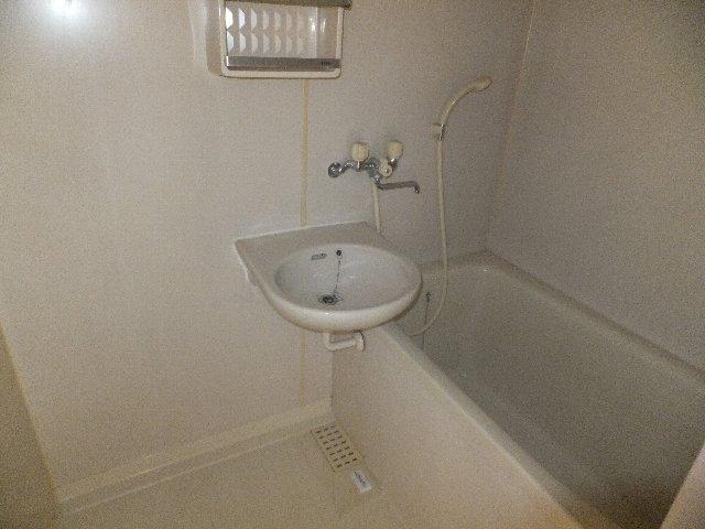 サンハイツ山田 B-202号室の風呂