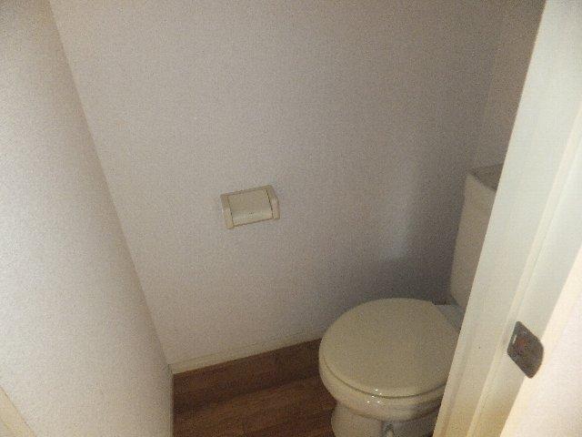 サンハイツ山田 B-202号室のトイレ