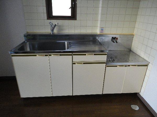 プリミエール勝川 101号室のキッチン