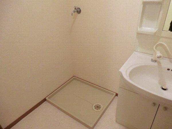 フェローAの洗面所