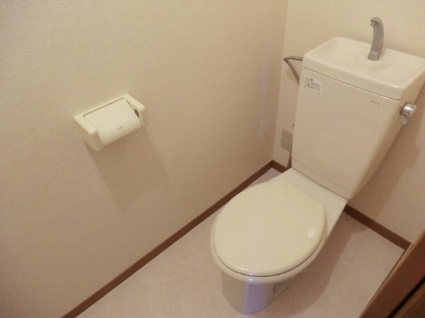 フェローAのトイレ