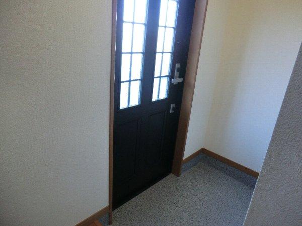 フェローAの玄関