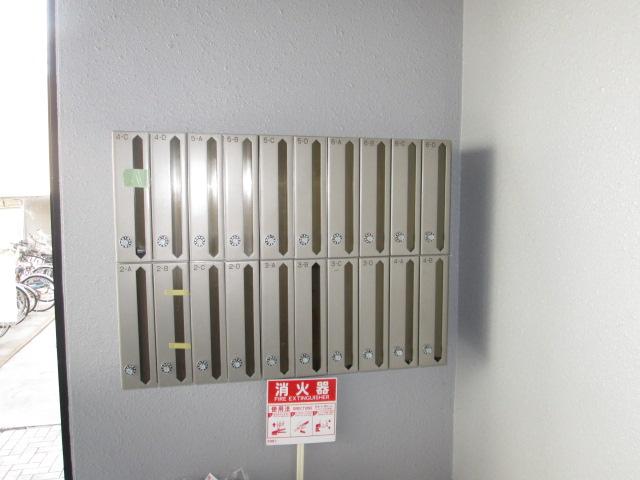 クレール神明 3B号室の設備