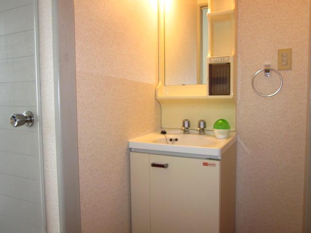 コミュニティタウン89 A-105号室の洗面所