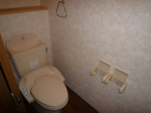 エイレーネ 302号室のトイレ