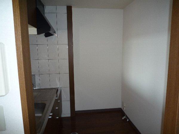 エイレーネ 302号室のキッチン