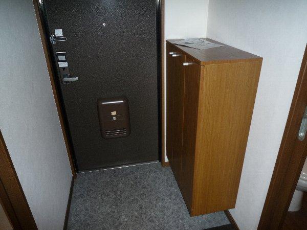 エイレーネ 302号室の玄関