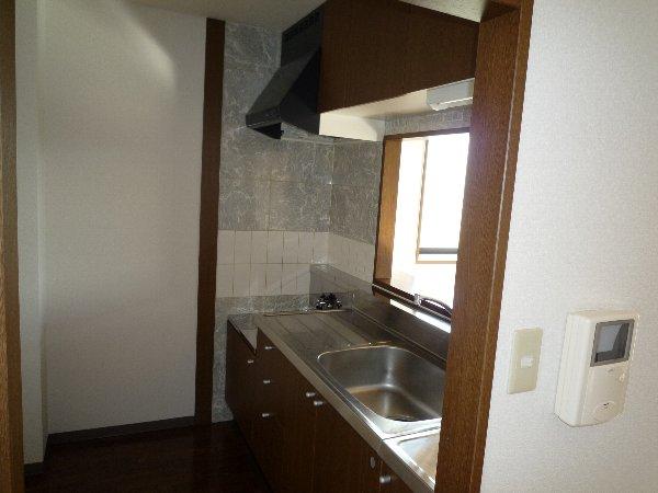 プロニティAOKI 201号室のキッチン