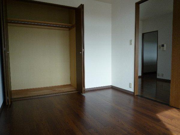 プロニティAOKI 201号室の収納
