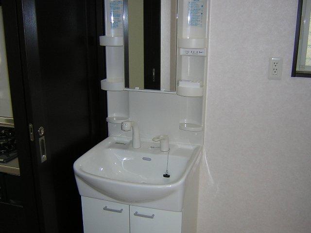 コンコートTAKAHASHIの洗面所
