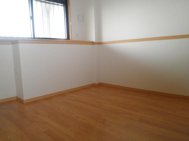 エル・オーブの森 203号室のベッドルーム