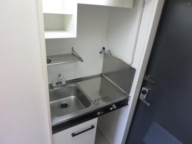 パレス大福 103号室のキッチン