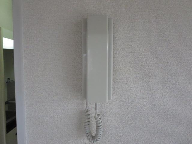 パレス大福 206号室のセキュリティ