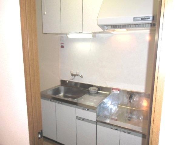 MYUⅡ 103号室のキッチン
