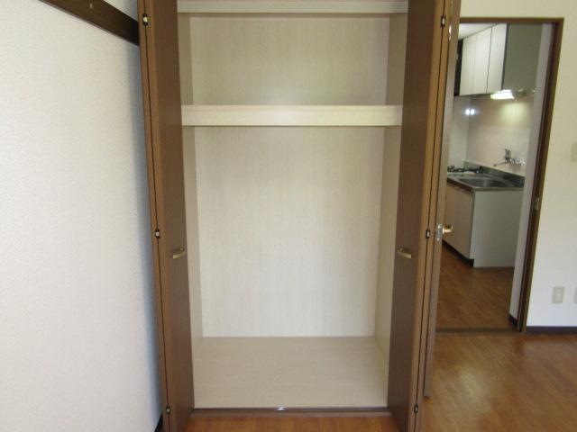 MYUⅡ 302号室の収納