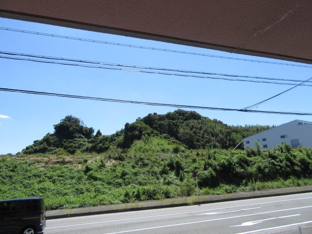 MYUⅡ 302号室の景色