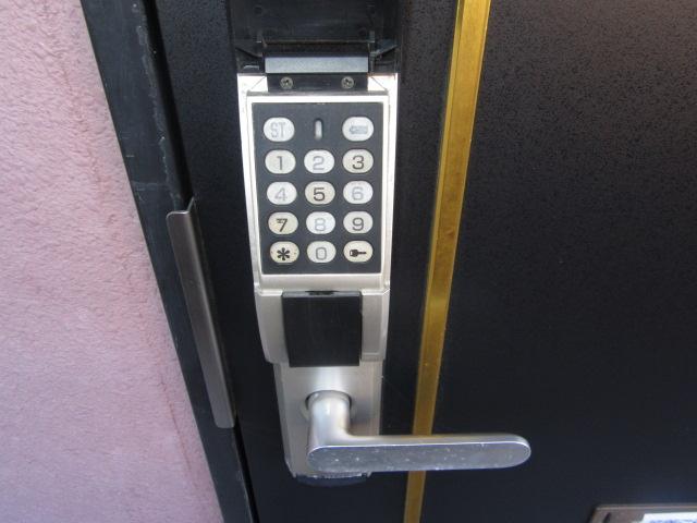 MYUⅡ 302号室のセキュリティ