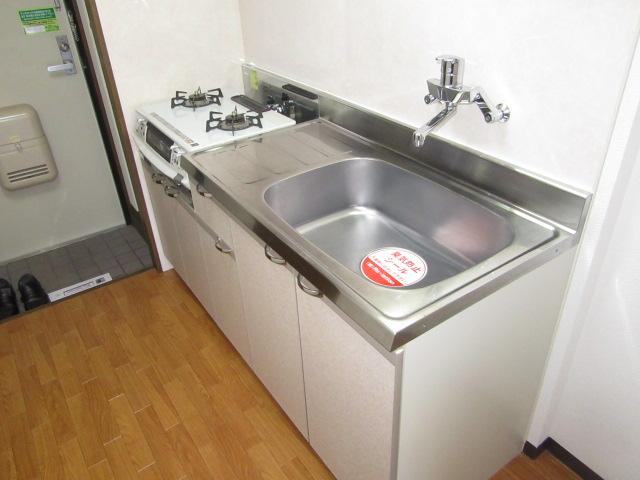 MYUⅡ 302号室のキッチン