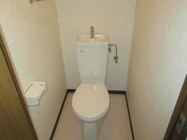 MYUⅡ 302号室のトイレ