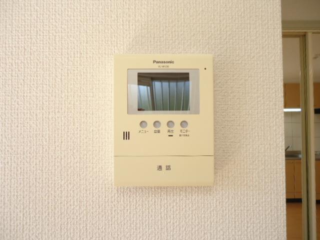 ミルキーベル 102号室のセキュリティ