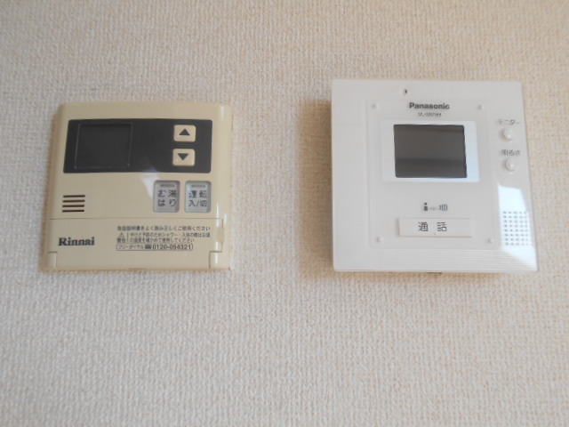 コートラフィーネD 101号室の設備