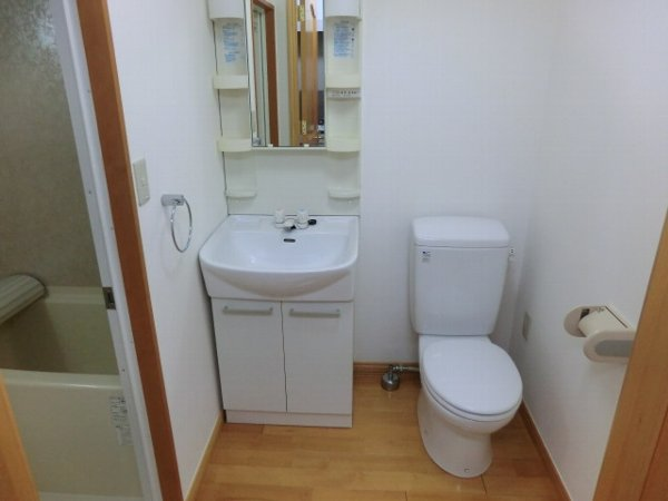 エルミタージュ桜新町 103号室の風呂