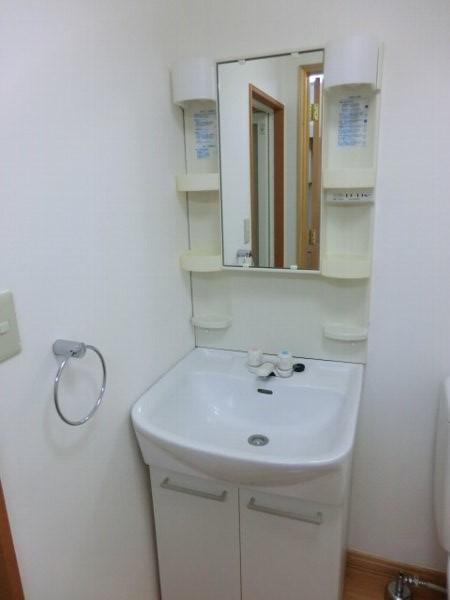エルミタージュ桜新町 103号室の洗面所