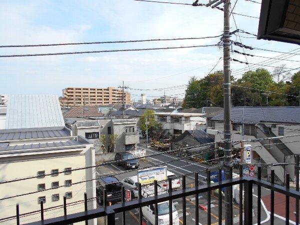 日香苑 303号室の景色