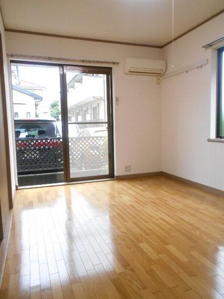 宗田ビレッジ 101号室の居室