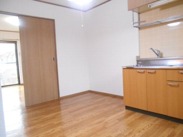 宗田ビレッジ 101号室のリビング