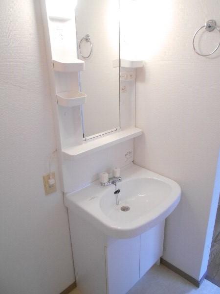 宗田ビレッジ 101号室の洗面所