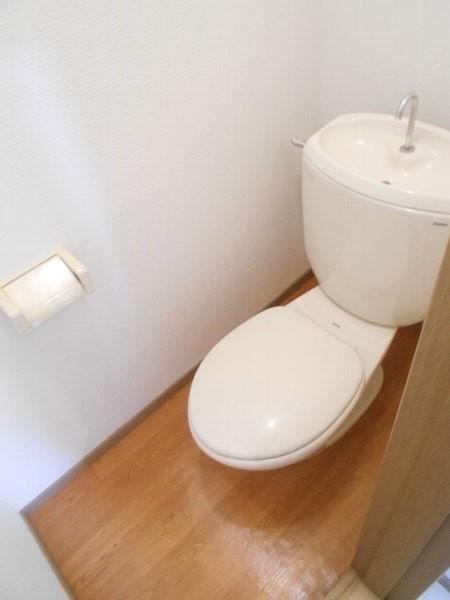 宗田ビレッジ 101号室のトイレ