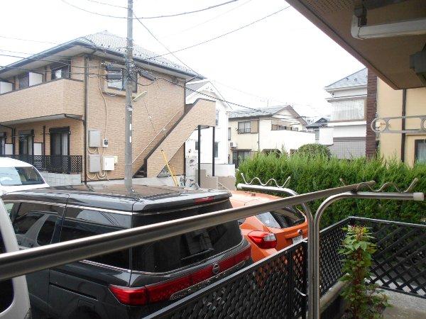 宗田ビレッジ 101号室の景色