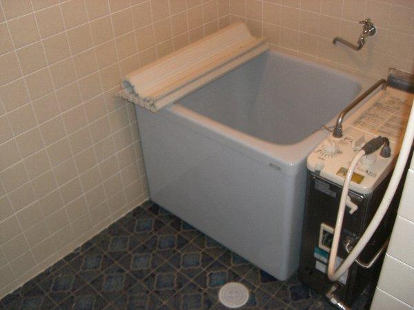 富士見グリーンハイツ 101号室の風呂
