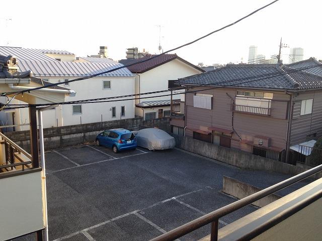 エクセルタナカ 201号室の景色