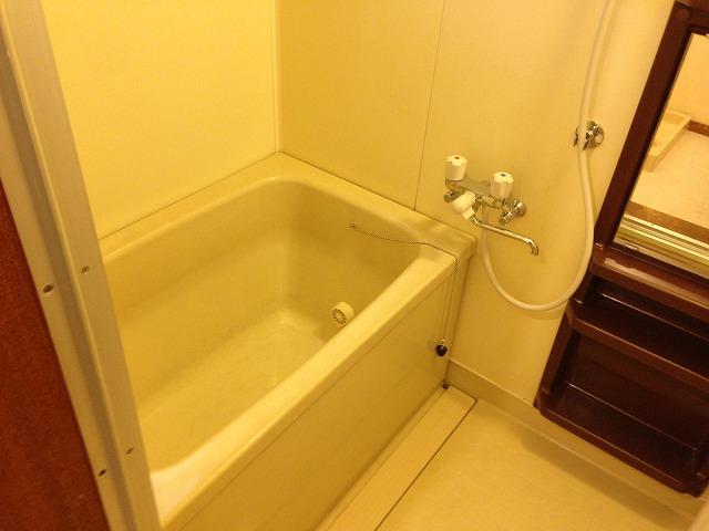エクセルタナカ 201号室の風呂