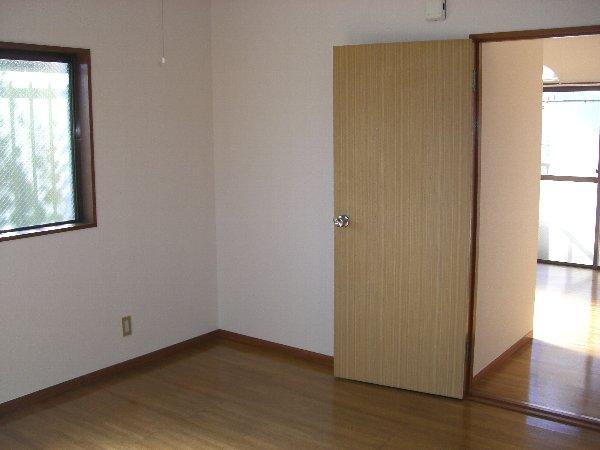 富士見ハイツ 201号室のリビング