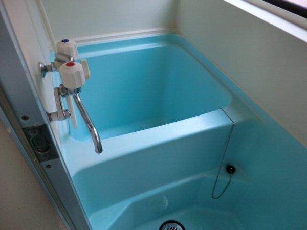 小島ハイツ 201号室の風呂