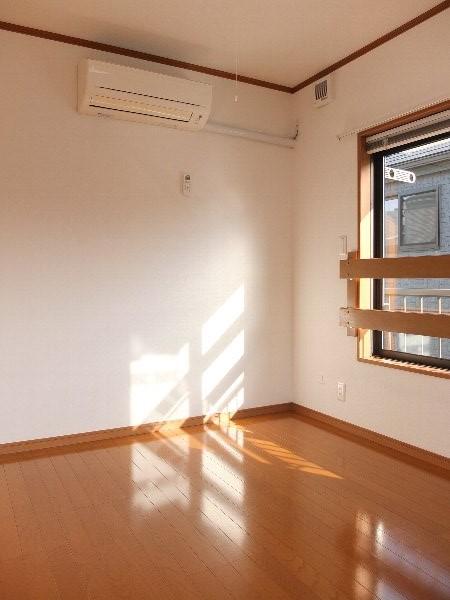 TOSHIハウス 202号室のベッドルーム