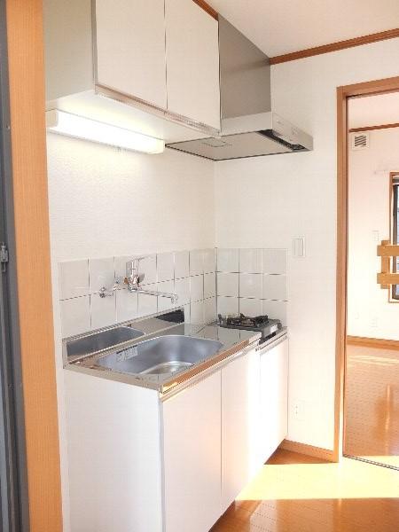 TOSHIハウス 202号室のキッチン
