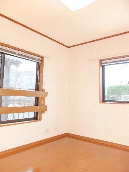 TOSHIハウス 202号室のリビング