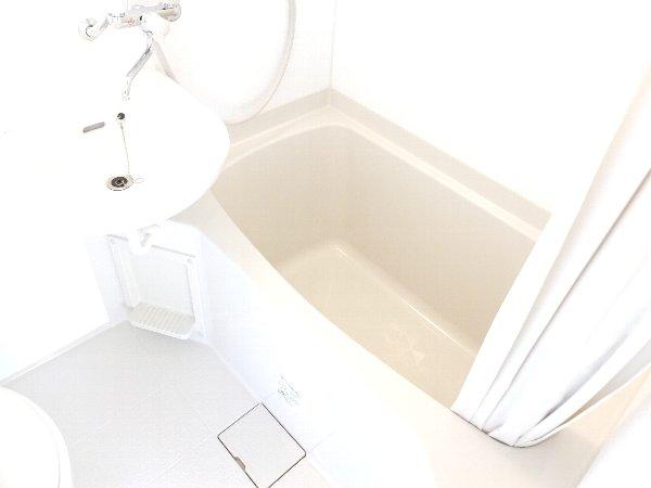 TOSHIハウス 202号室の風呂