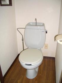 ラ・フィーネ 101号室のトイレ