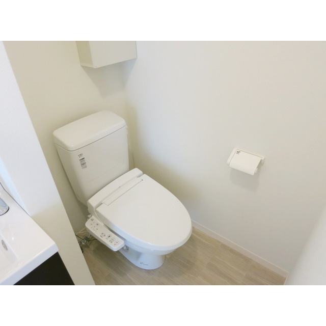 カーサヴェルデ 101号室のトイレ