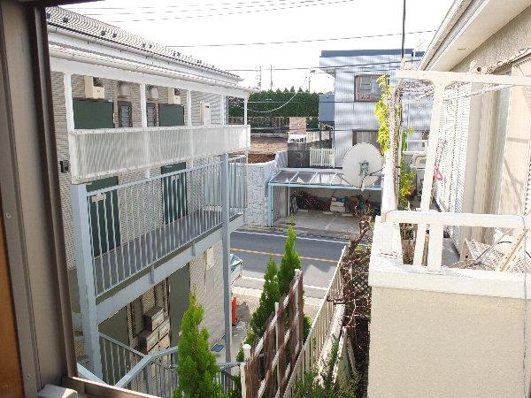 TOSHIハウス 203号室の景色