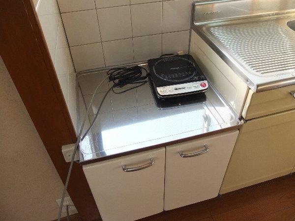 TOSHIハウス 203号室のキッチン